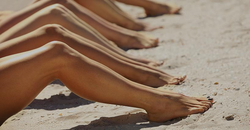 quitar varices en las piernas